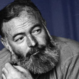 Ernest Hemingway famously said, Write Drunk, Edit Sober. I prefer to write sober and edit sober, leaving the drinking to my interim periods of living. (image source: www.theamericanreader.com)