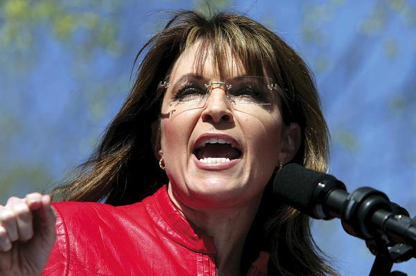 Sarah Palin, idiot extraordinaire!