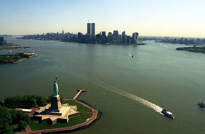 New York City. The Big Apple. A city of wonder. (image source: wikipedia.org)