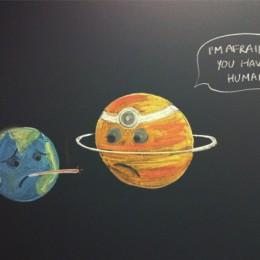 earth has humans