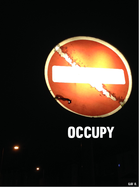occupygavo