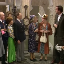 Image from the BBC comedy series Fawlty Towers