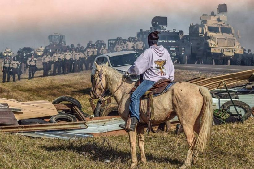 Image by Standing Rock Rising
